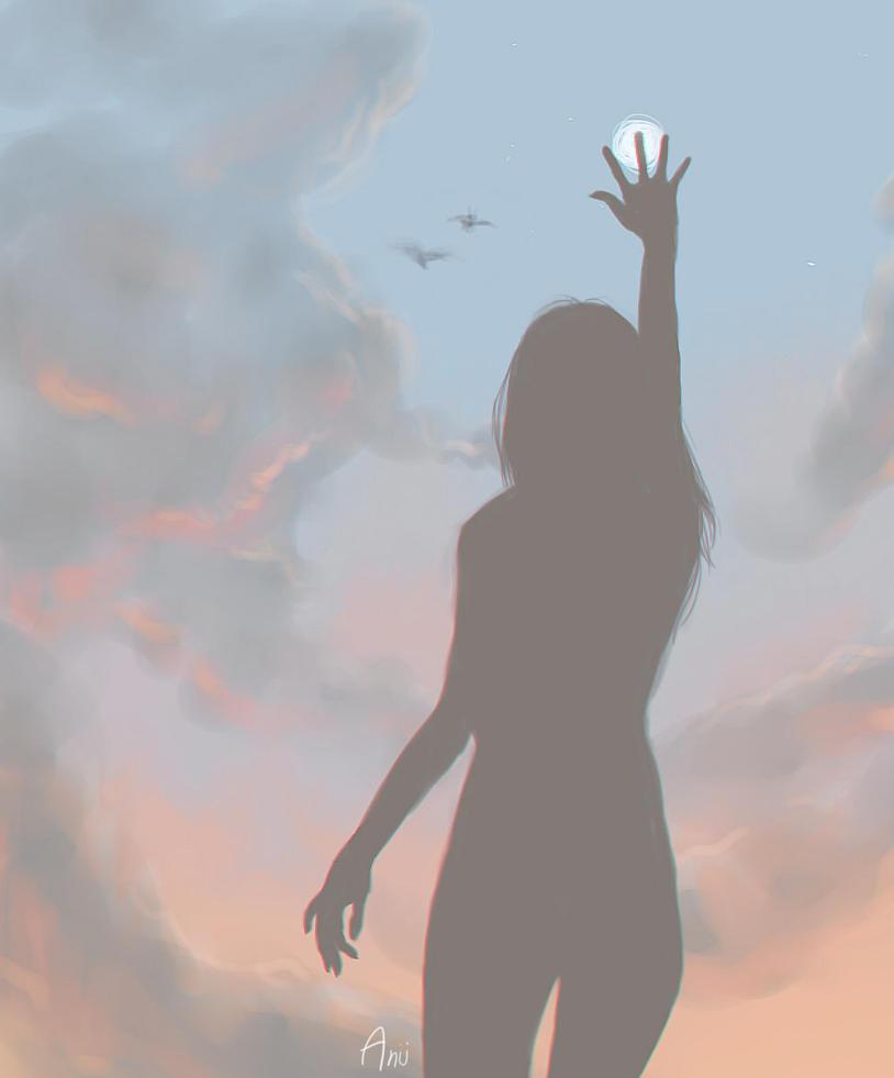 mymoon by Aniitsu