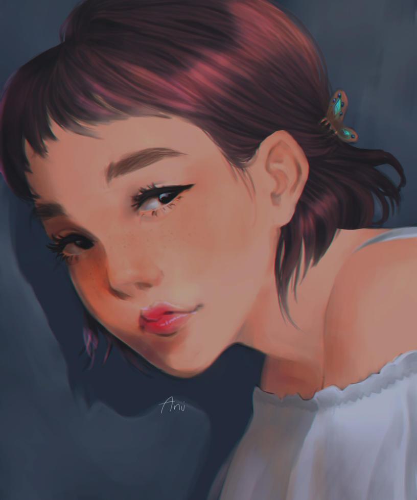 Rebecca by Aniitsu