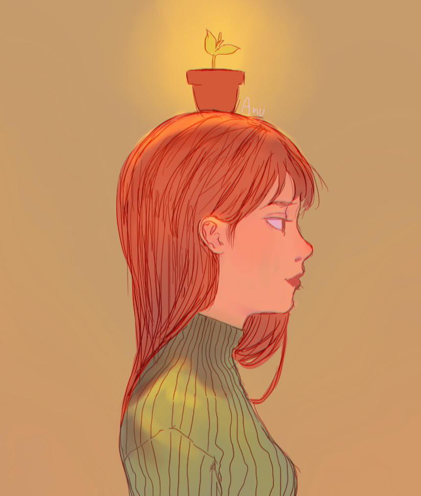 Little Idea by Aniitsu
