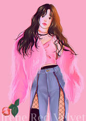 The Perfect Red Velvet IRENE by Aniitsu