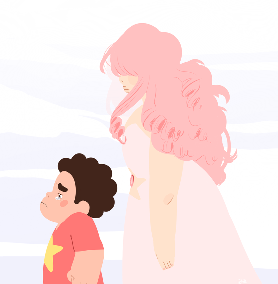 I forgot that I did quite an amount of Steven Universe fanart. Might as well share it here!