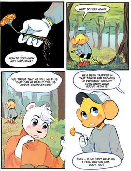 Gabriel Grumbletoon: Page 15