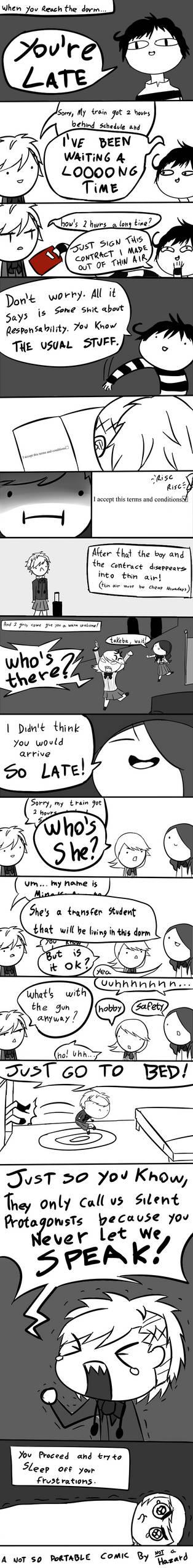 A not so Portable comic 3