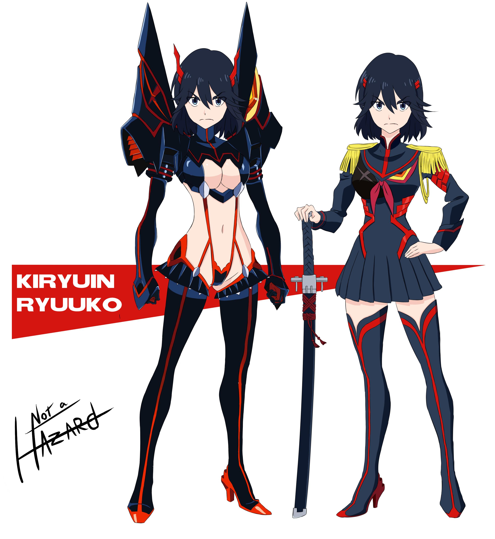 Birth Swap - Kiryuin Ryuuko
