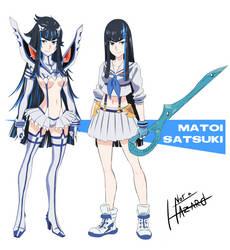 Birth Swap - Matoi Satsuki