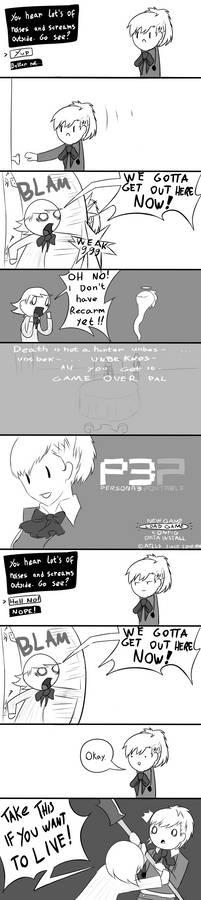 A not so Portable comic 7 (PART 1)