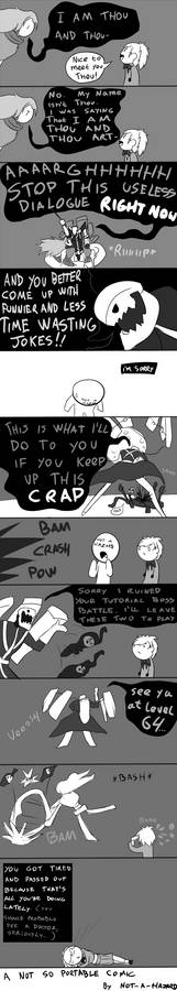 A not so Portable comic 7 (PART 3)