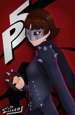 Persona 5 New Girl