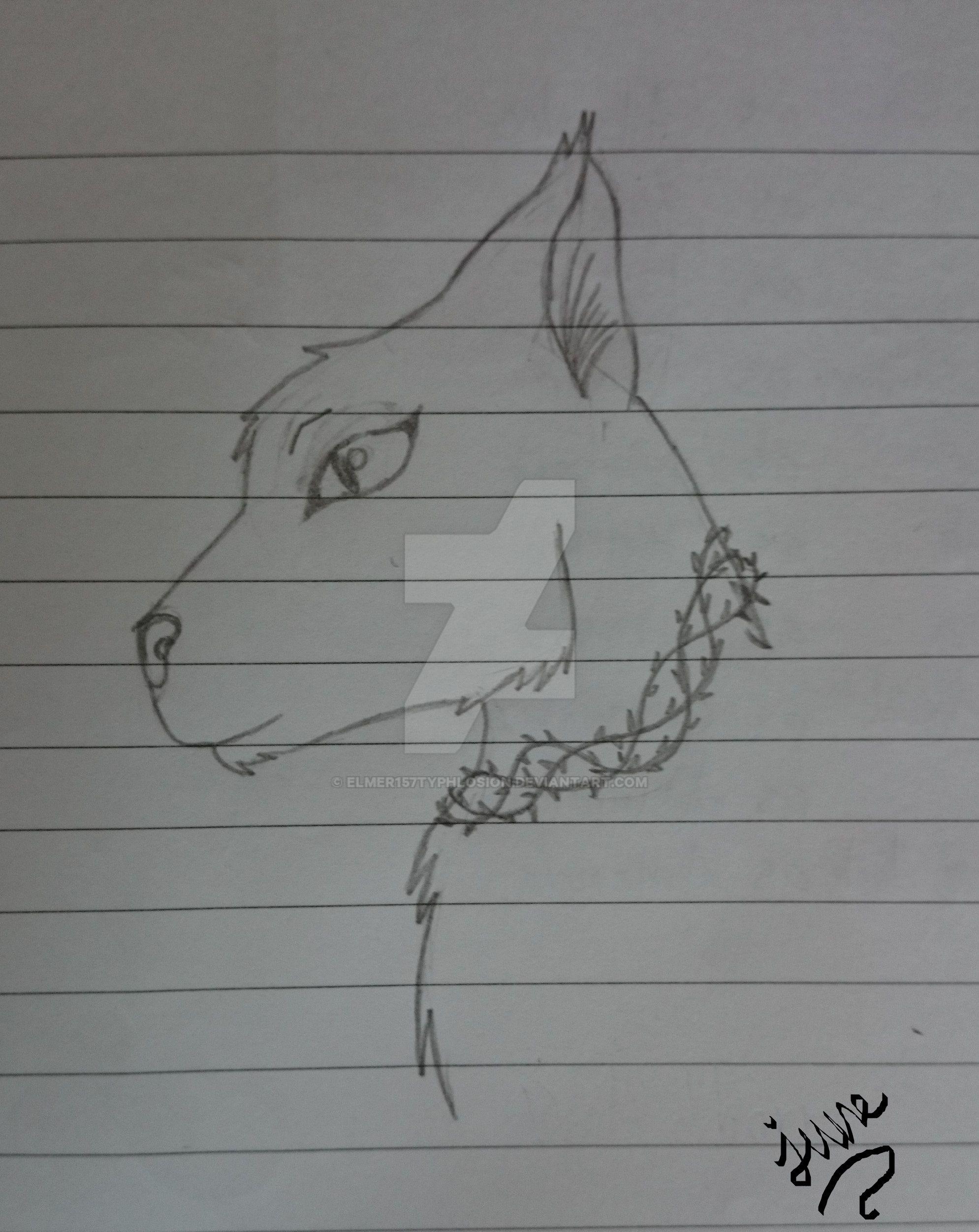Wolfthorn by Elmer157Typhlosion
