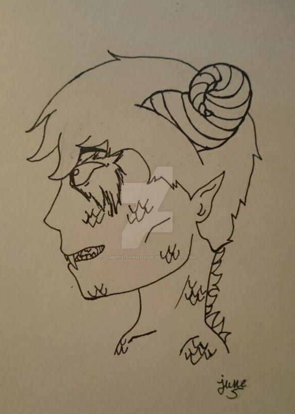 Demon Boy by Elmer157Typhlosion