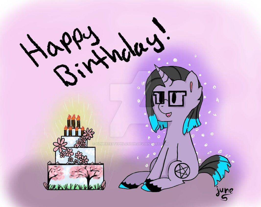 Happy Birthday Phoenix!!! by Elmer157Typhlosion