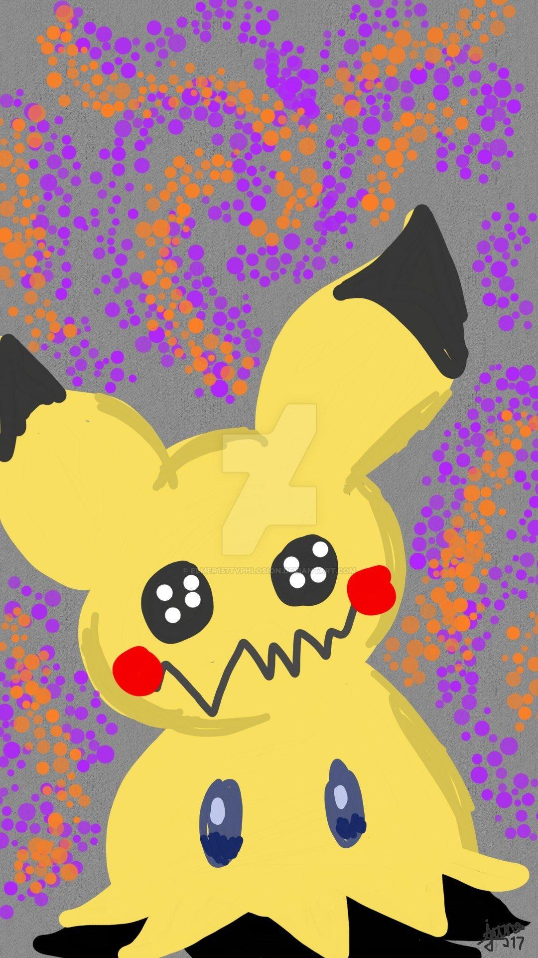 Pokemon: Mimikyu by Elmer157Typhlosion