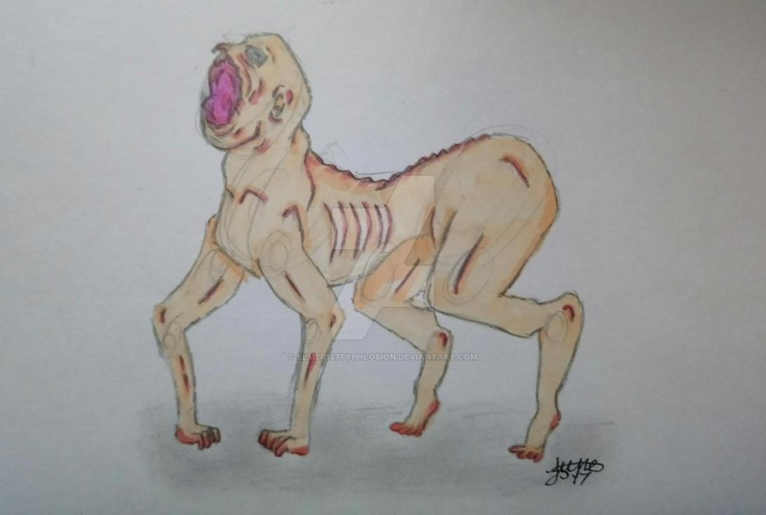 Inhuman by Elmer157Typhlosion