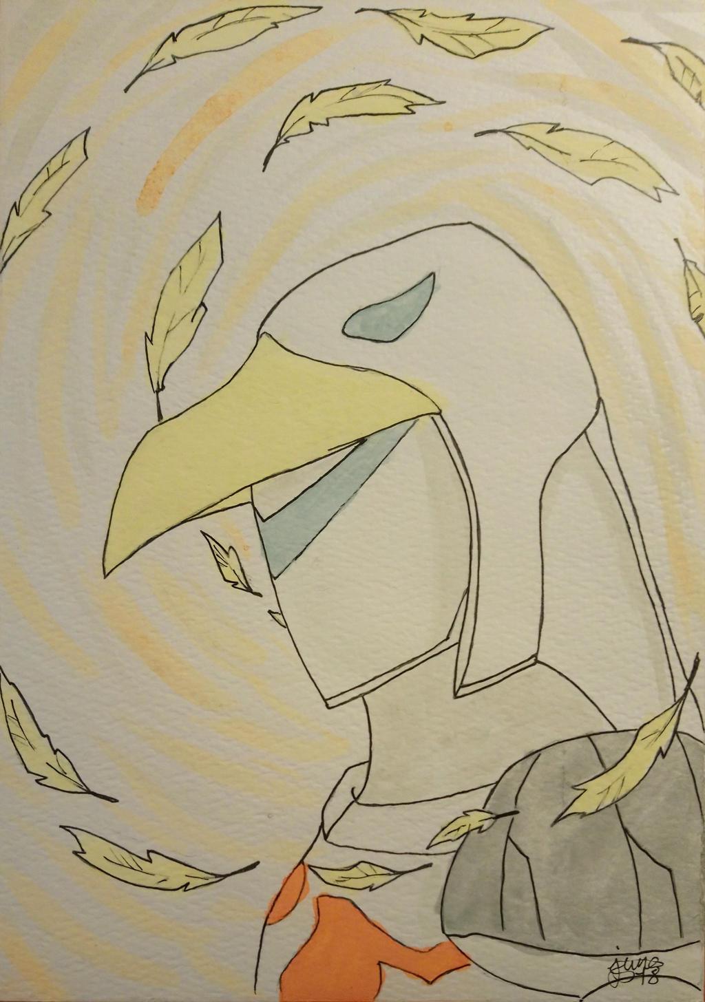 Bakugan: Haos Ravenoid by Elmer157Typhlosion