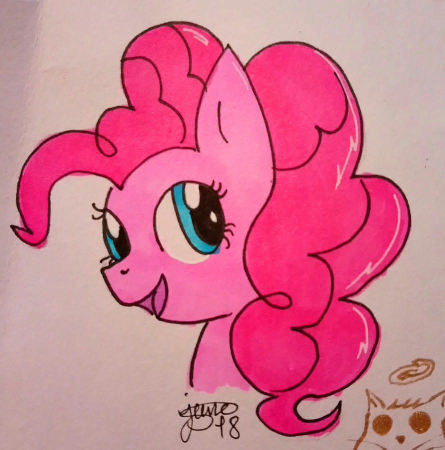 MLP: Pinkie Pie  by Elmer157Typhlosion