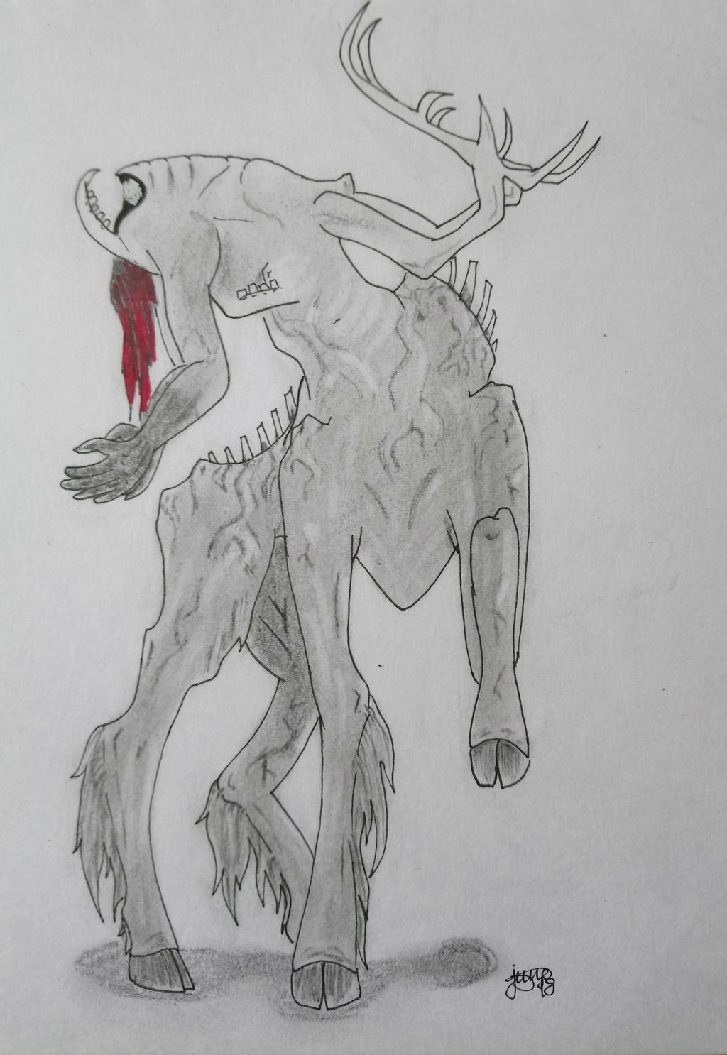 The Jotun form the ritual  by Elmer157Typhlosion