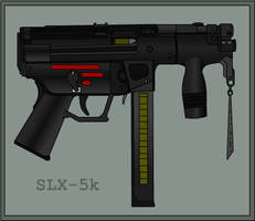 The SLX-5k by slaXor86