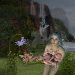 Faery Doulas Deliver Twins