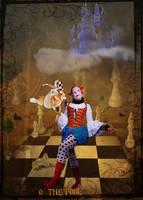 April Fool in Tarot by Reddawgi