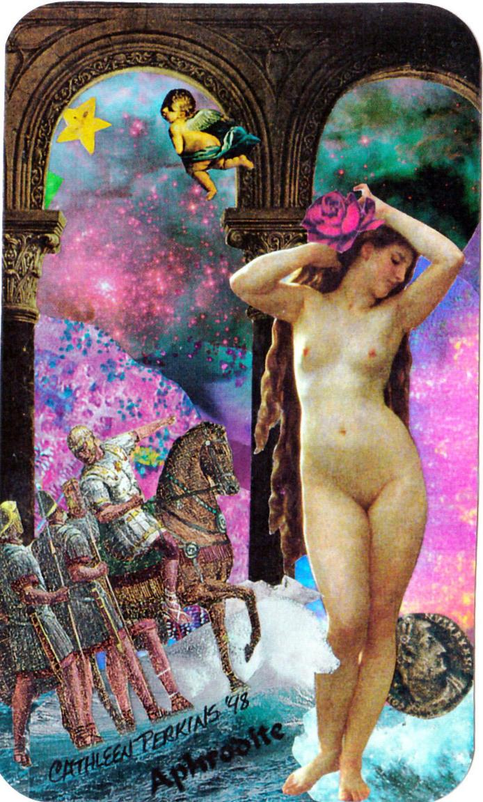 Aphrodite by Reddawgi