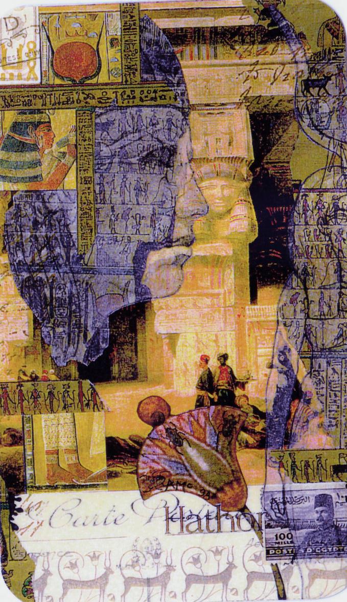 Hathor by Reddawgi