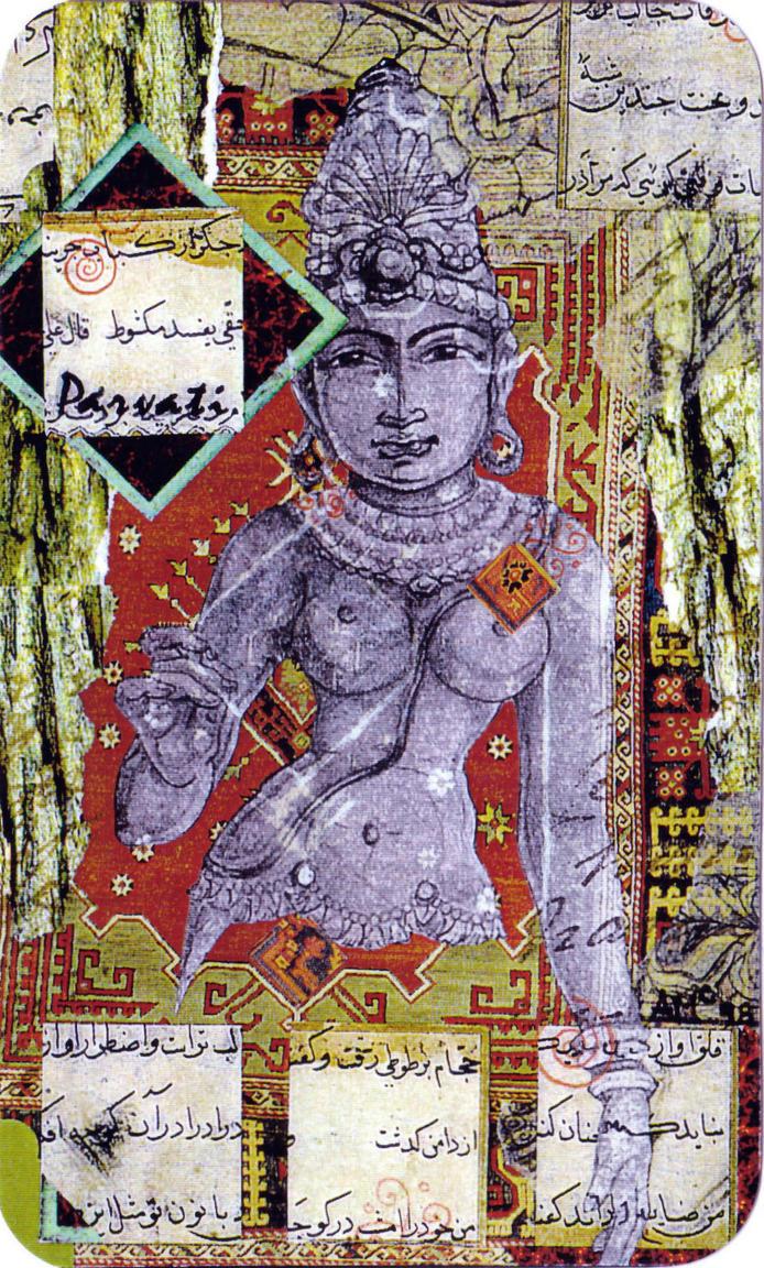 Parvati by Reddawgi