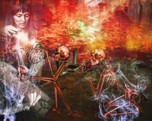 Raising the Dead by Reddawgi