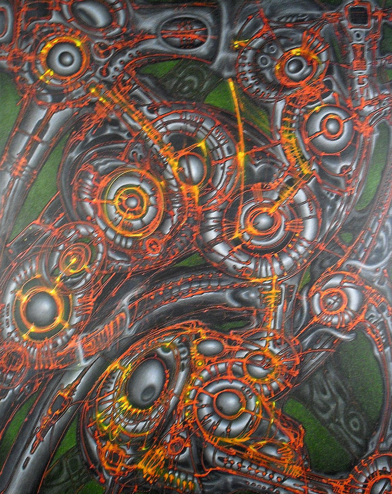 Dragon's Mind by psilonaut30