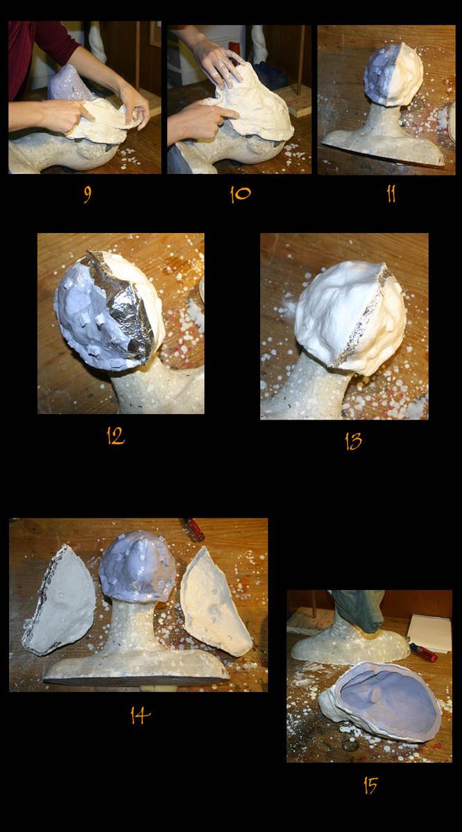 Mask Making Demo Part B by Qarrezel