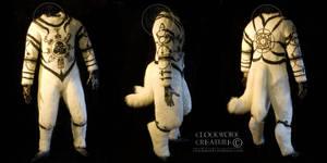 Painted Wolf Bodysuit by Qarrezel