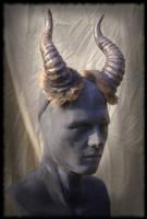 Faun Horns by Qarrezel
