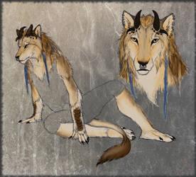 Jawolf Costume Design by Qarrezel
