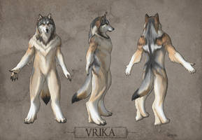 Vrika Character Reference