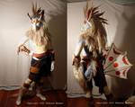 Garbonzo - full costume