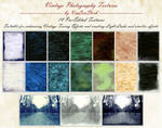 Vintage Photography Textures Pack