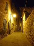 Passignano Town - Night