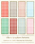 Classic Gingham Patterns