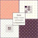 Dots Pattern Creator