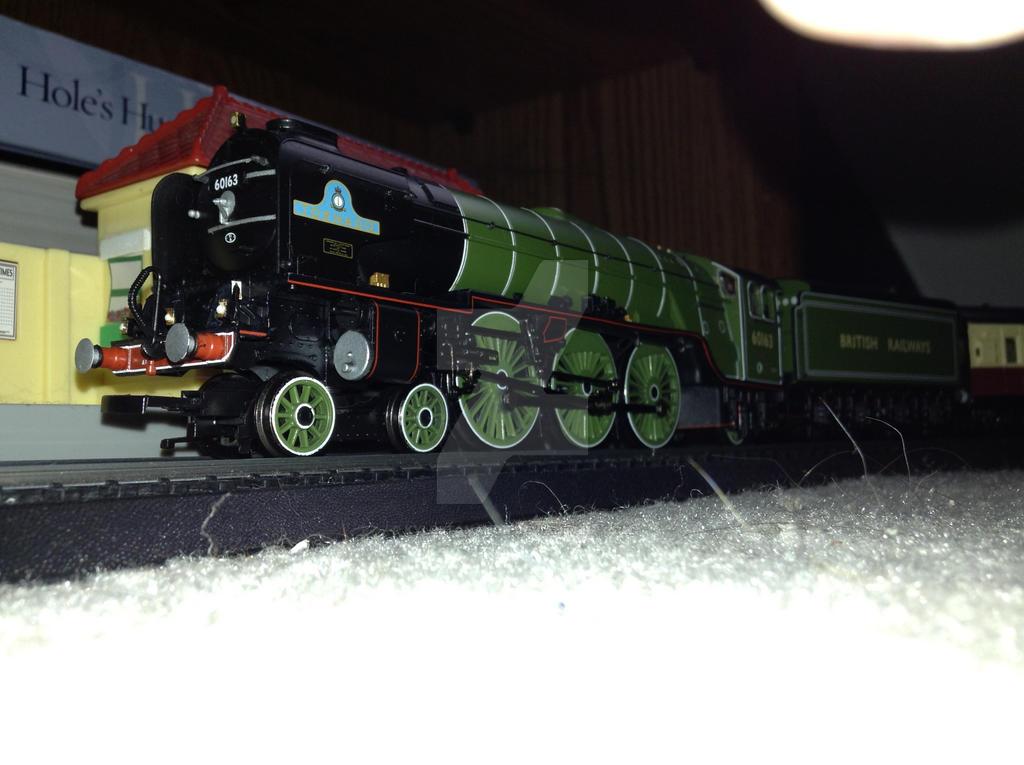 Bachmann 60163 A1 Class 'Tornado' by Kylestanator