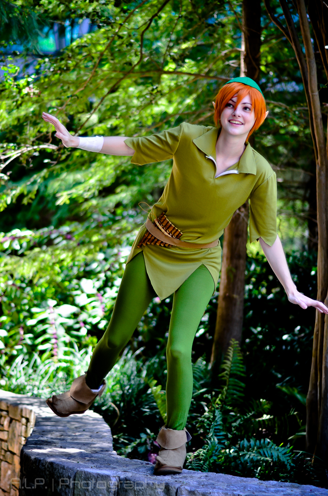 SanJapan2012 - Peter Pan by ALP-Photography