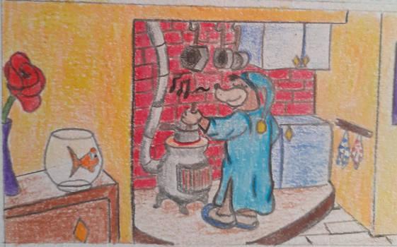 Banjo Cooking