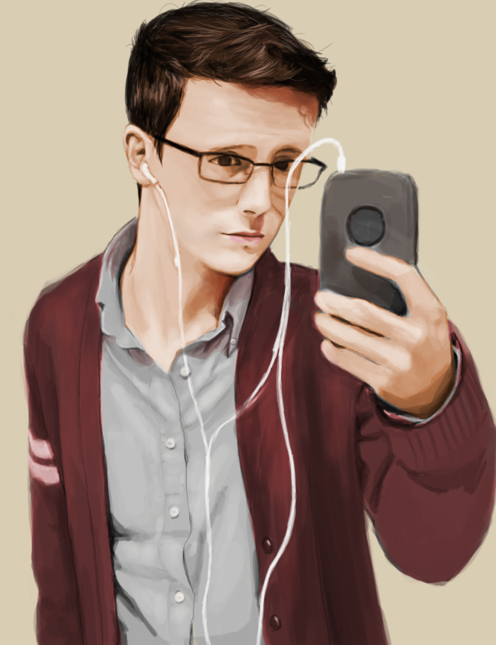Justin WIP by Fatmalovestodraw