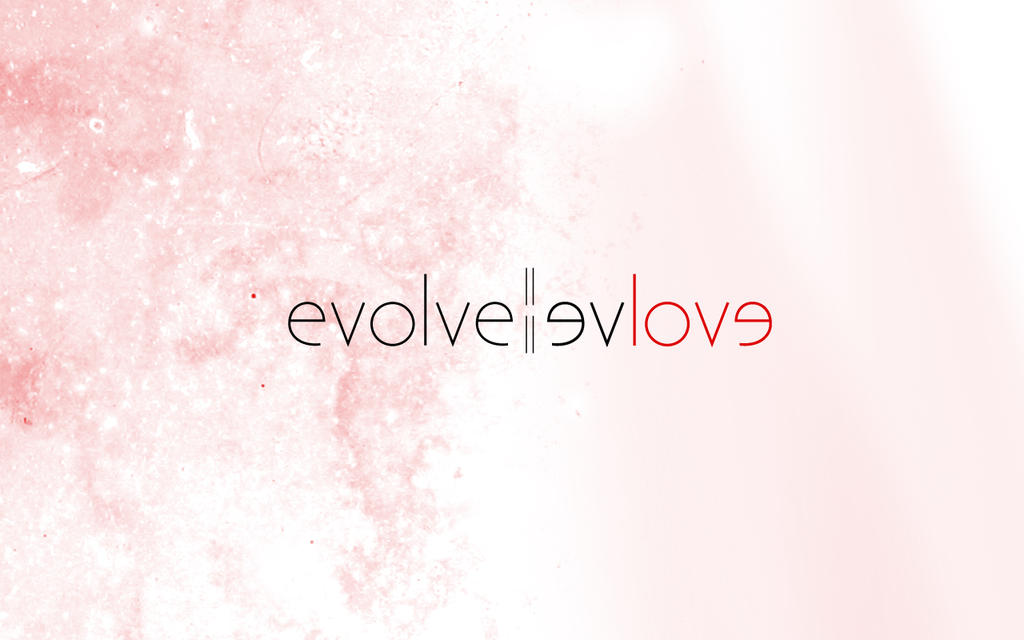 Evolve...Love by Lukasz337