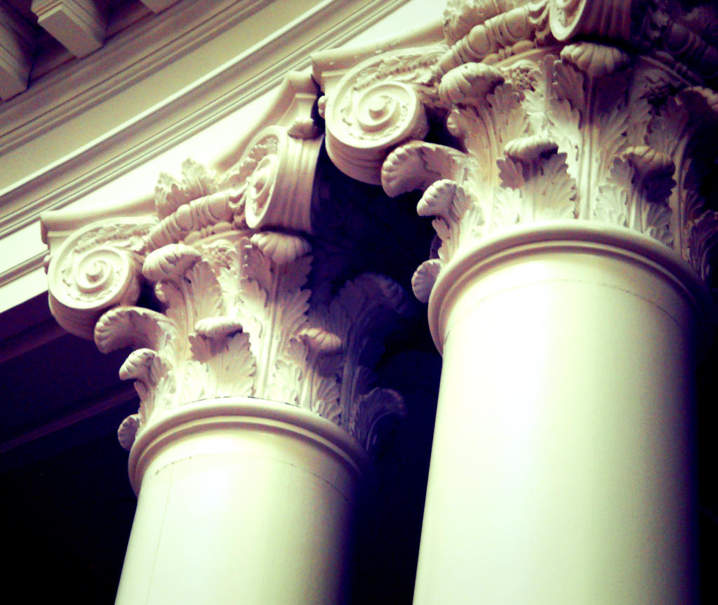 The Columns by Angelkissedhorse