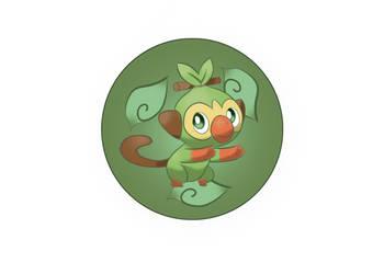 Pokemon gen 8 starters: Grookey