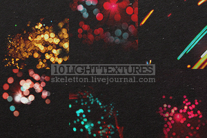 100x100 Light Textures by dethklok