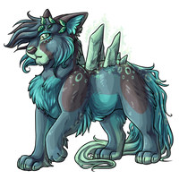 Delphic Overlay by Keshi-Commish