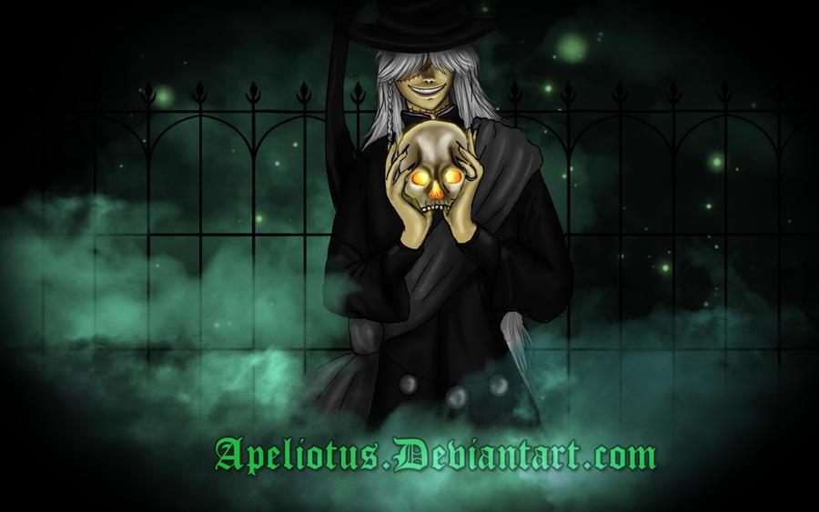 Apels Undertaker Wallpaper By Apeliotus