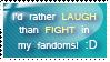 Happy Fandoms Stamp :D by Apeliotus