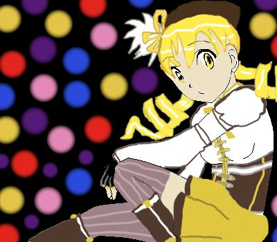 Mami Tomoe by Rin00008